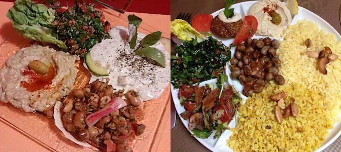 restarant-vegetarien-libanais