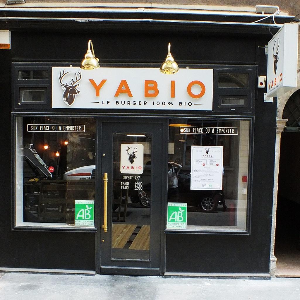Yabio vegoresto for 9 rue du jardin des plantes 69001 lyon