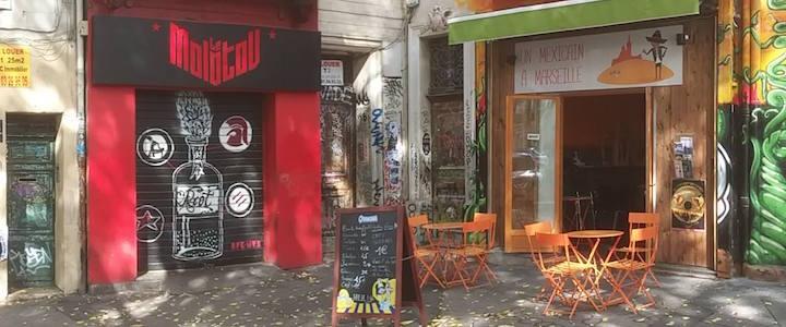 Restaurant Mexicain Marseille Cours Julien