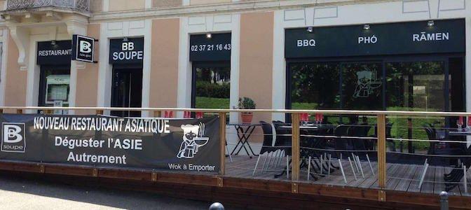 B b asie vegoresto - Restaurant japonais chartres ...