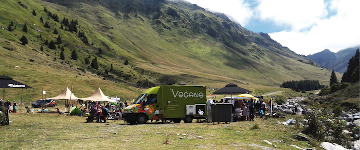 Vegetarien Food Truck