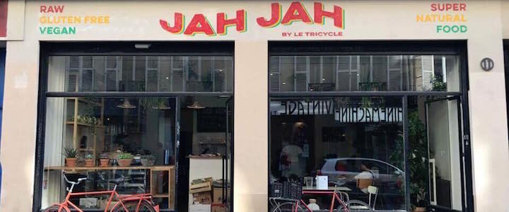 jah jah by le tricycle vegoresto. Black Bedroom Furniture Sets. Home Design Ideas