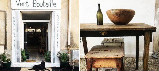 restaurant-vegetarien-vert bouteille-L'Isle-sur-la-Sorgue1