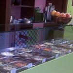 Saison, le Salad'bar