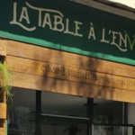 La Table à l'Envers