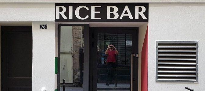 Rice Bar 1